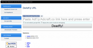 bypass adf.ly links for mobile and pc