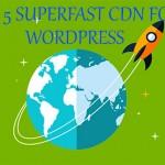 CDN for wordpress 2015