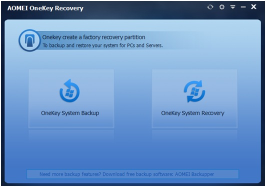 The Best Way to Backup Windows 10/8/7 and Create Recovery